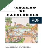 1Cuaderno de Vacaciones