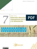7-Soberania alimentaria- reapropiarnos de la agricultura y la alimentacion.pdf