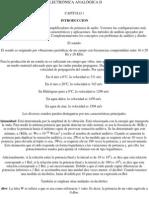 (Extra)Electronica Analogica II