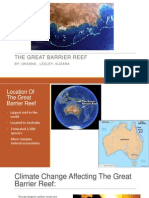 the great barrier reef presentation revised