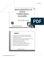 Clase 1 - Intro, Contab, Costos y Gastos 2014