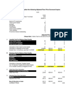 Deep Value Worksheet CUO