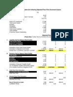 Deep Value Worksheet FB