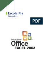Excel 2003 Imprimir