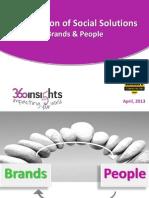 Manuela Danila Co-creation of Social Solutions Brands & People