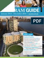 Program Guide 2014