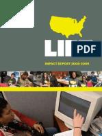 LIFT Impact Report 2009