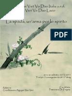 De Propris Francesca La Spada, Un'Arma Per Lo Spirito