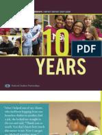 NSP Impact Report 2008