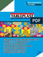 Catalogo Tableplast - Electropuerto