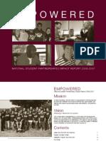 NSP Impact Report 2007