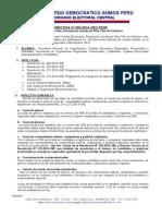Directiva No 003 2014 Oec Pdsp