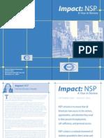NSP Impact Report 2003