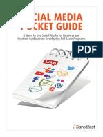 Spredfast Pocket Guide