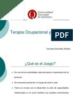 Terapia Ocupacional y El Juego PDF