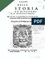 Patrizi_Della_historia_dieci Dialoghi 3 y 5