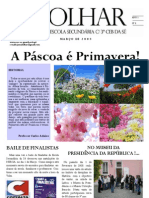 Jornal Olhar Marco 2008