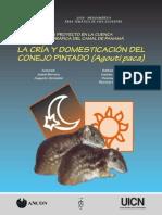 Cría y Domesticación Del Conejo Pintado, Agouti Paca