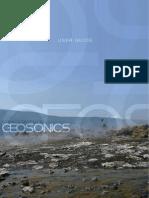 SC Geosonics User Guide