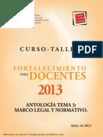 Tema 3 Antologia 2013 (1)