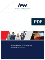 IFH de Produkte Services 2011