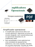 Amplificadores Operacionais II