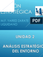 Gestión Estratégica, Unidad II