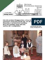 Gemeindebrief 04/2009