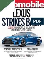 Automobile - March 2014 USA - FiLELiST