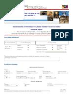 Sistema Nacional de Registro de Profesionales SNRP