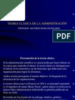 teoriaclasicadelaadministracion-110131154324-phpapp01