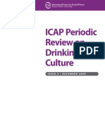 Periodic Review on Drinking and Culture