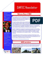 Newsletter June 2013 - Dec 2013