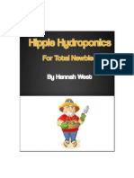 129473174 Hippie Hydroponics for Total Newbies