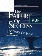 The Failure of Success the Story of Jonah