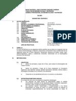 Silabo de Biofisica - Eap Bromatolgia y Nutricion-2014-1