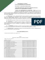 Edital Esaf n.52-2014