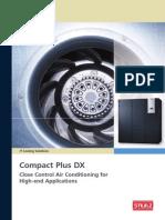 STULZ CompactPlus DX Brochure 1211 En