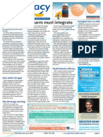 Pharmacy Daily for Thu 05 Jun 2014 - Pharma must integrate, GuildCare reporting first, Tas PSA leadership, New research centre and much more