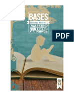 Bases Maestro 2014 Final