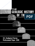 US GEOLOGICAL SURVEY - Geologic History of the Moon