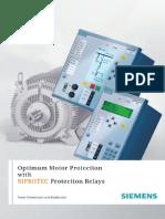 SIPROTEC - Optimum Motor Protection En