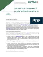 Mundial 2014_consejos Para ATM y Evitar Clonacion de Tarjetas de Credito_SP