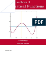 Handbook Math Functions