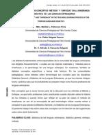 Definicion Metodo y Enfoque