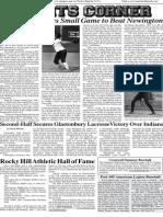 Newington Indians @ Wethersfield Eagles | CT High School Softball