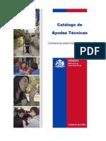 Catálogo Ayudas Técnicas