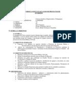 Formulacion y Evaluacion de Proyectos-Vi