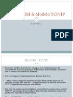 Modelo OSI & Modelo TCP