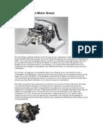 Concepto Sobre Motor Diesel